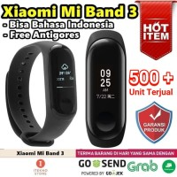 Xiaomi Mi Band 3 Original - MiBand Oled - New Garansi