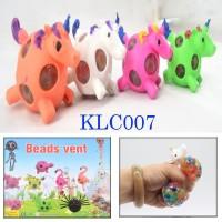 Squishi jelly balls unicorn mainan anak balita
