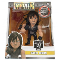 Promo Jada Metals Figure 4in Walking Dead Daryl Dixon M181