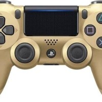 STICK PS4 GOLD ORIGINAL SONY 100 % ( NEW MODEL )