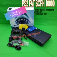 Ps2 fat HDD40gb full game