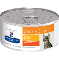 Hills Prescription Diet c/d Urinary Care 5,5oz