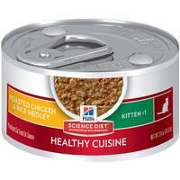 Hills Science Diet Healthy Cuisine Kitten 2,8oz