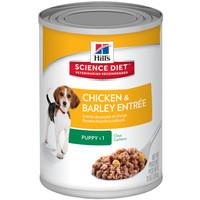 Hills Science Diet Chicken & Barley Entree Puppy 13oz