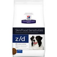 Hills Prescription Diet z/d Skin/Food Sensitivities 1,5kg