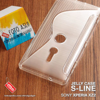 Soft Jelly Case Sony Xperia XZ2 Softcase Silicon Silikon Casing Cover