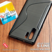 Soft Jelly Case Huawei P30 Pro Softcase Silikon Silicon Casing Cover