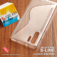 Soft Jelly Case Huawei P30 Pro Softcase Silicon Silikon Casing Cover