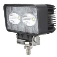 Terbaru 20W 2LED Spot work Lamp Light Off Roads For Trailer Off
