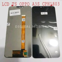 LCD TOUCHSCREEN OPPO A5 OPPO A3S CPH 1803 ORIGINAL 1 SET Ori Origina