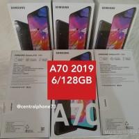 SAMSUNG GALAXY A70 2019 6/128GB GARANSI RESMI SEIN