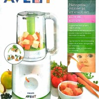 PHILIPS AVENT 2IN1 STEAM AND BLENDER