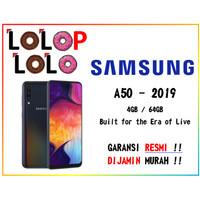 SAMSUNG A50 RAM 4/64GB 4GB 64GB RESMI SEIN