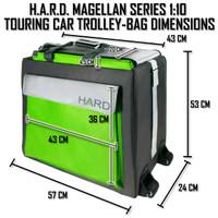 H8931 - H.A.R.D. Magellan Series 1/10 Touring Car Trolley