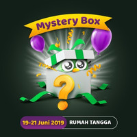 [TokoPoints] Mystery Box Electronic