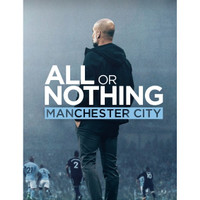 DVD ALL OR NOTHING Manchester City - Subtitle Indonesia
