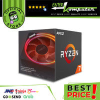 AMD Ryzen 7 Pinnacle Ridge 2700X 3.7Ghz Up To 4.3Ghz Cache 16MB AM4
