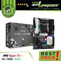 ASRock B450 Steel Legend (AM4, B450, DDR4, USB3.1, SATA3)