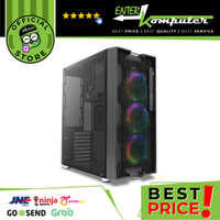 PRIME A-[D] - PREMIUM GAMING CASE - LEFT TEMPERED GLASS MOBO RGB SYNC