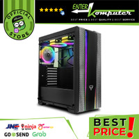 PRIME S-[Y] - PREMIUM GAMING CASE - LEFT TEMPERED GLASS MOBO RGB SYNC