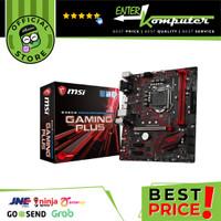 MSI B360M Gaming Plus (LGA1151, B360, DDR4, USB3.1, SATA3) (By WPG)