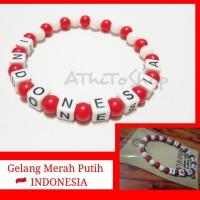 AThiToShop GELANG Merah Putih INDONESIA