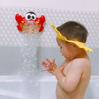 Bubble Crap Pembuat Gelembung Sabun Balon Otomatis dengan Musik mandi