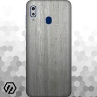 [EXACOAT] Galaxy A20 3M Skin / Garskin - Concrete