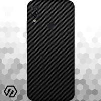 [EXACOAT] Redmi 7 3M Skin / Garskin - Carbon Fiber Black
