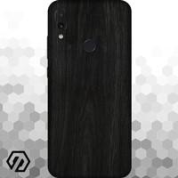 [EXACOAT] Redmi 7 3M Skin / Garskin - Wood Ebony