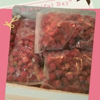 Buah Strawberry/Strawbery/Stroberi Beku