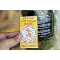 Papir / Pahpir / Rolling Paper Tembakau Tobacco