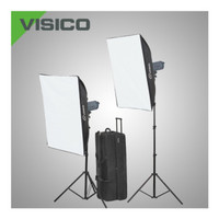 Visico VC-400HH Softbox Kit