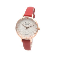 Alexandre Christie AC 2728 Rosegold Red LHLRGSLRE