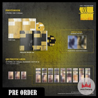 Stray Kids - CLE 2 : Yellow Wood [NORMAL EDITION] SET