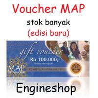 Voucher MAP Rp. 100000