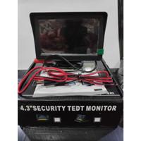 Dashboard Monitor - Monitor Kecil untuk Kamera Mobil dan Pemutar Video