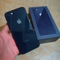 Iphone 8 Black 256gb Ex Inter Zp Like New