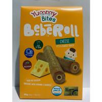 Yummy Bites BEBE ROLL Blueberry or Cheese 40 gram - Cheese Keju