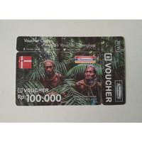 GIFT CARD INDOMARET 100K