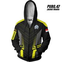 PUBG 47 Playeruknowns Battleground Jaket Hoodie Game