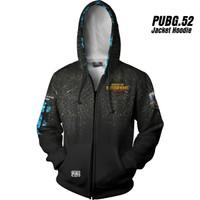 PUBG 52 Playeruknowns Battleground Jaket Hoodie Game