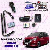 Power Back Door / Pintu Bagasi Elektrik Nissan Serena C27