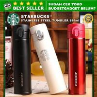 Starbucks Tumbler Botol Minum 380ml Termos Stainless Steel
