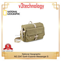 Tas Kamera National Geographic NG 2347 Earth Explorer Messenger S