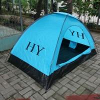 tenda camping HY monodome pro kap 2- 3 orang not great outdoor .