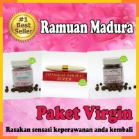 Paket Virgin Obat herbal perapat miss v empot ayam tongkat madura jamu