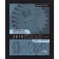 Buku Standard 2019 Edition ASME BPVC Section III NF - Supports