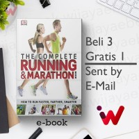 The Complete Running and Marathon Book (DK Publishing)