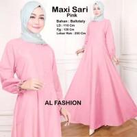 Baju Muslim Gamis Baju Dress Pesta Wanita Murah Terbaru